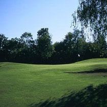 Golf von Schloss Avoise in Montchanin, 18 Löcher