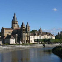 La basilique de Paray-le-Monial