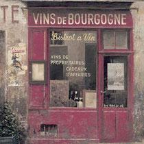 Nostalgisches Weingeschäft