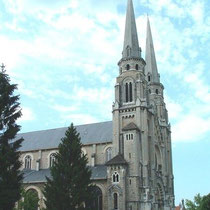 Basilique de Bourg-en-Bresse