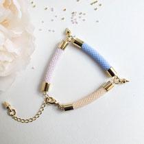 """Bracelet """"Elisa"""", Pastel Mix. 49 euros"""