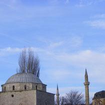 Prishtinas Moscheen erinnern an das lebendige muslimische Erbe des Kosovo.