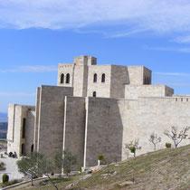 Die Skanderbeg-Festung im zentralalbanischen Krujë birgt ein Museum über das Leben des albanischen Nationalhelden.