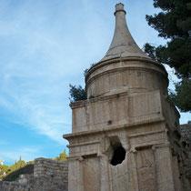 Das Grab Absaloms