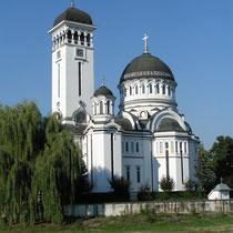 Orthodoxe Kirche in Sighișoara (Schäßburg)