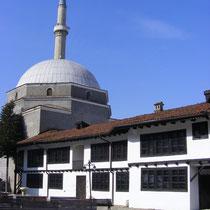 Das Haus der Liga von Prizren beherbergt ein Museum über die Geschichte des albanischen Nationalbewusstseins.