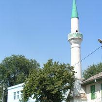 Moschee von Isaccea in Ostrumänien