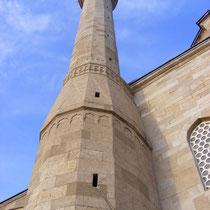 Moschee in Prishtina