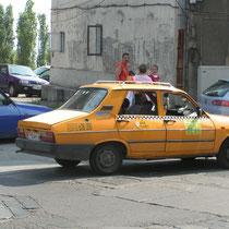 Der Dacia war und ist das Auto Nummer Eins in Rumänien.