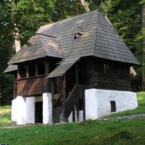 Freilichtmuseum von Sibiu (Hermannstadt)
