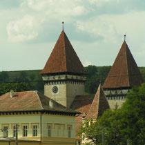 Kirchenburg in Siebenbürgen