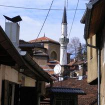 Sarajevo hat seinen multikulturellen Stil bewahrt. Auch osmanische Elemente kommen deutlich zur Geltung.