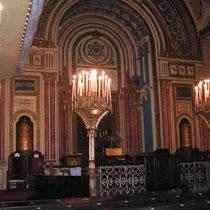 Die sorgfältig restaurierte Synagoge von Bukarest erinnert an Rumäniens reiches jüdisches Erbe.