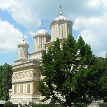UNESCO-Weltkulturerbe Curtea de Argeş