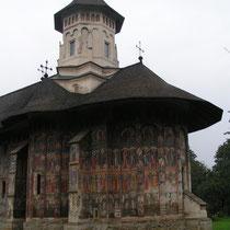 Rumäniens Nordosten: Hier finden sich die berühmten Moldauklöster.