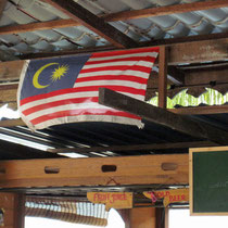 Malaysische Flagge