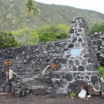 Cook Denkmal