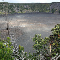 Kilauea Iki Krater