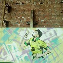 #росписьстен #граффити #спортивнаяарена #наймар #emastclub #nevaarena