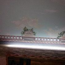 """Реставрация росписи потолка в ресторане """"Мадридский двор"""" в С-Петербурге #росписьстенспб,  #росписьстен, #настеннаяроспись, #декор, #росписьстенмосква, #ресторанмадридскийдвор,  #росписьпотолка, #путешествие, #design"""
