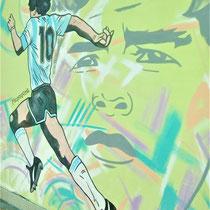 #росписьстен #граффити #спортивнаяарена #марадона #emastclub #nevaarena