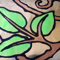 """Роспись стен и лепной декор в апарт-отеле """"На Рижском"""" в С-Петербурге  #лепнойдекор, #росписьстенспб,  #росписьстен, #настеннаяроспись, #декор, #росписьстенмосква, #гостиница, #путешествие, #design"""