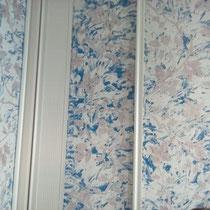 Лепной декор и роспись шкафа-купе