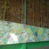 #росписьстен #граффити #спортивнаяарена #emastclub #nevaarena #nevaarena