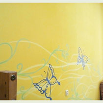 Роспись и реставрация стен