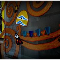 Роспись кухонного гарнитура #лепнойдекор, #росписьстенспб,  #росписьстен, #настеннаяроспись, #декор, #росписьстенмосква, #путешествие, #design