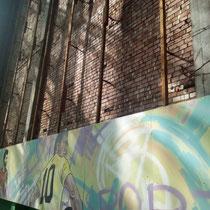 #росписьстен #граффити #спортивнаяарена #emastclub #nevaarena