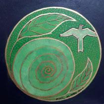 Aura-Soma® Nr. 10 Geh, umarme einen Baum (Entscheidung), Aura-Soma® Nr.1 Körperliche erste Hilfe (Integration aller Wesensteile)