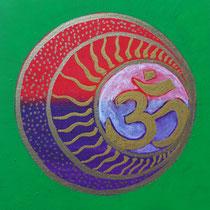 Aura-Soma® Nr.19 in der materiellen Welt leben (neue Energie), Aura-Soma® Nr.10 Geh, umarme einen Baum (Entscheidung)