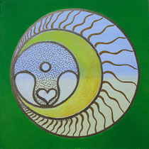 Aura-Soma® Nr.94 Erzengel Michael (Angst loslassen), Aura-Soma® Nr.13 Veränderung in der neuen Zeit (Übergang)