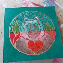 Aura-Soma® Nr.117 Pan (Kraft für neue Impulse), Aura-Soma® Nr.9 Das Herz im Herzen (Individuelle Suche nach Wahrheit)