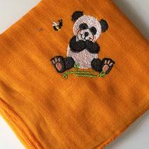 mandarine mit Panda