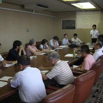第4回円卓会議の模様2(2012.08.03)