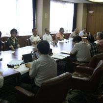 第4回円卓会議の模様1(2012.08.03)