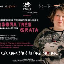 Exposition Persona Très Grata Palais du Tau - Reims