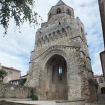 L'église Saint-Martin à Sorèze, classée Monument Historique