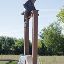 Pierre Paul Riquet, célèbre concepteur et réalisateur du Canal du Midi, œuvre majeure du règne de Louis XIV.