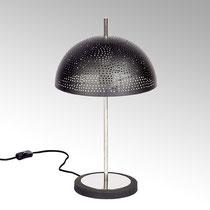 Greenwich Lampe Stahl pulverbeschichtet/Edelstahl Farbe: schwarz/nickel Maße: H 51 cm D 31 cm CHF 315.00