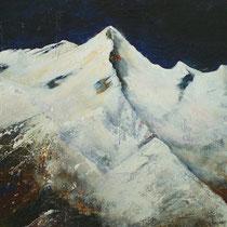Kitzsteinhorn 40x50cm