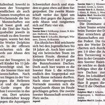 Soester Anzeiger vom 10.03.14
