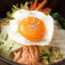 Gemüse gehört zur tradionellen koreanischen Küche.
