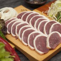 Koreanische Küche im Furusato (Gohyang) in Berlin-Charlottenburg.