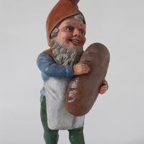 Griebel, Bakery gnome, total rare, ~1920, sold