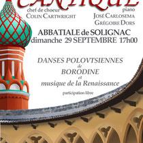 29 Septembre 2019, Solignac