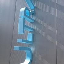 XPS (Styrodur®) Buchstaben mit Magnetbefestigung