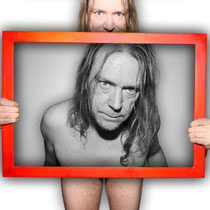 artblow - GEORG HIEBER: Ich bin im Bilde